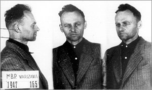 "Captain Witold Pilecki, nom de guerre ""Witold"""